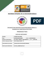 Producto Modulo 2 Profra. Yuriana Alba Perez