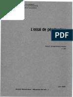 MethodeDEssai-Pénétration statique