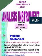 1. Analisis Instrumen