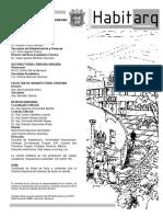 Revista de arquitectura y urbanismo Cordoba