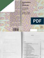 Feixas Miro Aproximacion a La Psicoterapia Una Introduccion a Los Tratamientos Psicologicos 1992