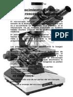 Reconocimiento y Manejo Del Microscopio Compuesto[1]