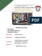 Monografia de Ciencia Politica