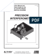 Interferometria lab