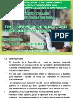 Supervision de Instalaciones Electromecanicas en Edificaciones