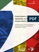 Creatividad e Innovación Aplicadas Al Desarrollo Emprendedor