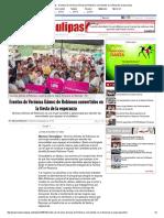 04-21-2016 Eventos de Verónica Gómez de Robinson Convertidos en La Fiesta de La Esperanza