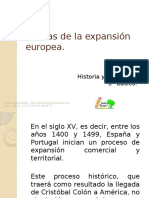 causasdelaexpansineuropea-140228164703-phpapp02