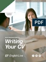 EF - English Grammar Writing Your CV