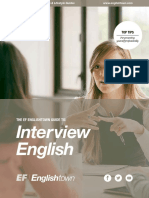 EF - English Interview