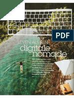 Leven Als Een Digitale Nomade - Sante