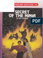 Secret of the Ninja-Choose Your Own Adventure 66