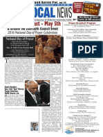The Local News, April 15, 2016