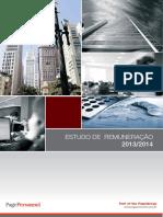 P.Personnel - Estudo remuneração Brasil