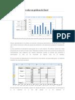 Señalar Series Por Color en Gráficos de Excel