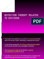 Nutrition Therapy Related to fwwsHIV 2016