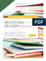 pals literacy lesson plan