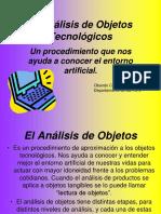 Analisis de Objetos Tecnologicos