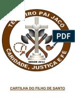 Cartilha Do Filho de Santo - Pai Jacó