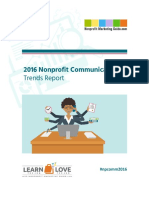 2015 Nonprofit Communications Trends Report