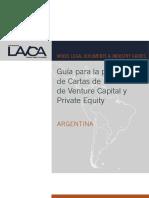 Cartas de Intencion de Venture Capital y Private Equity