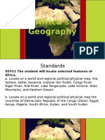 web copy geography of africa