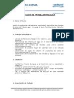 Protocolo de Prueba Hidráulica-r-2 Collique (1)