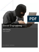 ACC626 Social Engineering a Cheung
