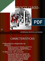 El Barroco 1600-1750