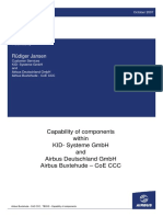 Capability of Components Within KID-Systeme and Airbus Buxtehude - Oktober 2007