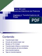 Capitulo 4 - Transformadores SEP 2015