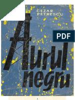 Cezar Petrescu - Aurul-Negru