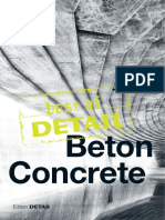 Best of Detail BetonConcrete