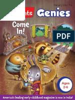 Highlights Genies Feb 2016