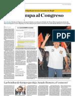 De La Pampa Al Congreso
