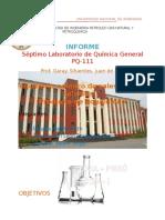 7° laboratorio de química 2015-1