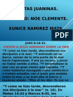 Cartas Juaninas