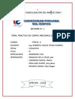 CALCULO DE CAUDAL