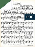 Prelude (Rachmaninov)