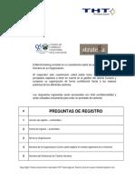 Cuestionario Benchmarking Gestion de Personas