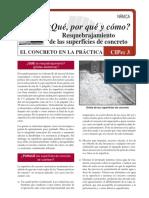 CIP_03 Resquebrajamiento de Las Superficies de Concreto