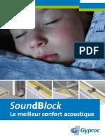 Brochure SoundBlock FR