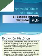 La Administración Pública en El Uruguay