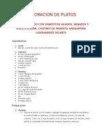 DECORACION DE PLATOS RECETAS.docx