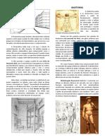Apostila 8o Ano - Perspectiva e Anatomia
