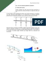 Unidad III Flujo Gradualmente Variado 2015-2016