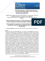 o Desenvolvimento Sustentável, A Institucionalização
