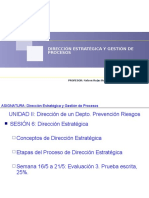 CLASE 06 Dirección Estratégica 2016-1