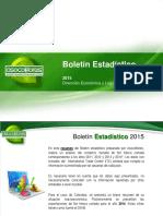 Boletin Estadistico 2014 Asocolflores (1)