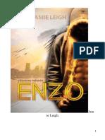"""""""Enzo"""" en Epub - Jamie Leigh - MxM"""